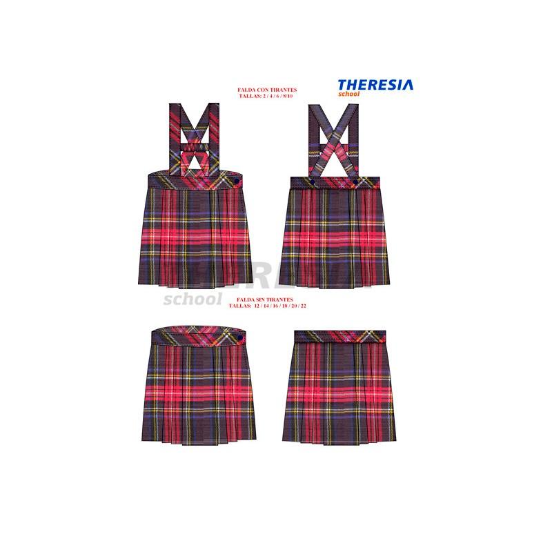 c4f8e192388d9 Falda de uniforme