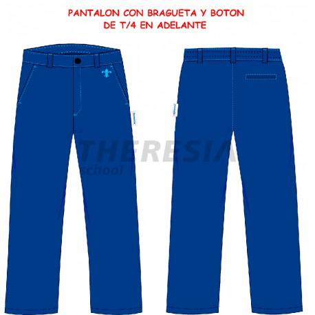 Pantalón de uniforme