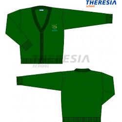 Chaqueta uniforme verde