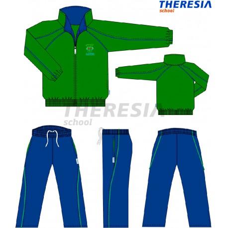 Chándal completo (chaqueta y pantalón)
