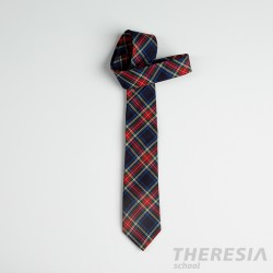 Corbata caballero seda cuadros (3ºESO-BACH)