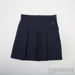 Falda uniforme marino (desde 4º primaria hasta bachiller)