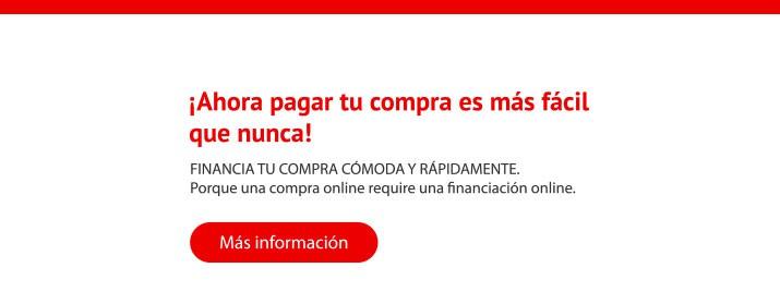 Compra financiación más información