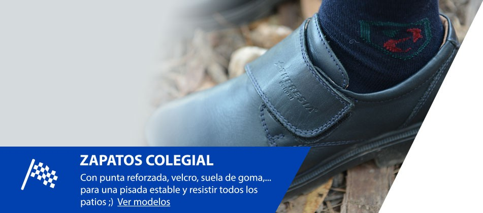 Zapatos colegial Theresia